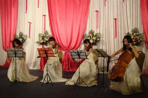 小提琴四重奏